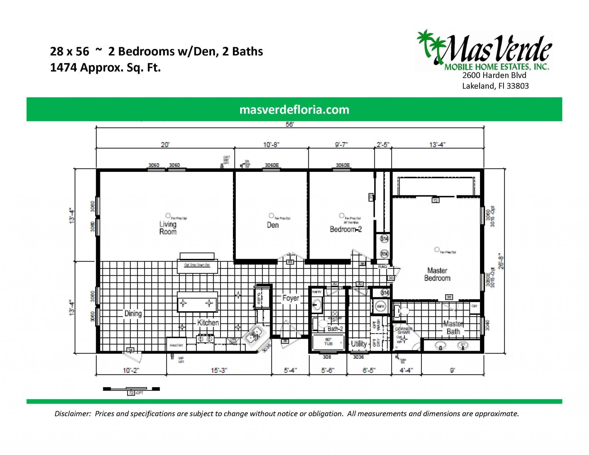 Mv 403 New Home Sale Pending